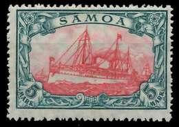 SAMOA (DT. KOLONIE) Nr 23IIB Ungebraucht X094436 - Colonia: Samoa