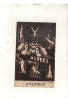 """Cirque : 7 Vues Des Trapésistes """"2 Al-Rees"""" N° De Trapèze En 1926 (animé) PF - Cirque"""