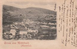 Munsterthal Gruss Aus Muhlbach - France