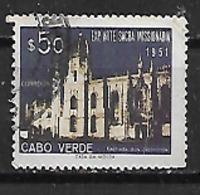 1951 Cabo Verde Edificios 1v. - Africa (Varia)
