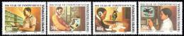 Bophuthatswana - 1987 10th Anniversary Of Independence Set (**) # SG 195-198 , Mi 194-197 - Bophuthatswana