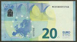 Portugal - 20 Euro - M005 E4 - MC3580055766 - UNC - 20 Euro