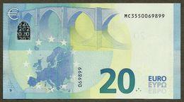 Portugal - 20 Euro - M005 H5 - MC3550069899 - UNC - 20 Euro