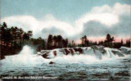 Maine Lewiston West Pitch Falls Of The Androscoggin - Lewiston