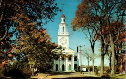 Maine Kennebunkport Congregational Church - Kennebunkport