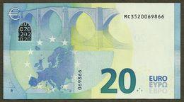 Portugal - 20 Euro - M005 B5 - MC3520069866 - UNC - 20 Euro
