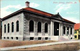 Maine Lewiston Public Library - Lewiston