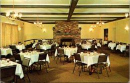 Maine Kennebunk Glen-Mor Restaurant Route No 1 - Kennebunkport