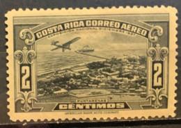 COSTA RICA  - MH* - 1937  # C31 - Costa Rica