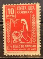 COSTA RICA  - (0)  - 1972 -   # RA54 - Costa Rica