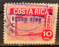 COSTA RICA  - (0)  - 1967 -   # C438 - Costa Rica