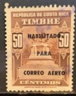 COSTA RICA  - (0)  - 1974 -   # - Costa Rica