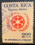 COSTA RICA  - (0)  - 1974 -   # C609 - Costa Rica