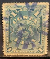 COSTA RICA  - (0)  - 1892 -   # - Costa Rica