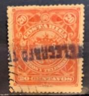 COSTA RICA  - (0)  - 1892 -   # 39 - Costa Rica