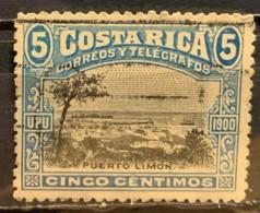 COSTA RICA  - (0)  - 1901 -   # 47 - Costa Rica