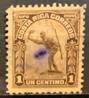 COSTA RICA  - (0)  - 1910 -   # 69 - Costa Rica