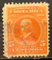 COSTA RICA  - (0)  - 1910 -   # 72 - Costa Rica