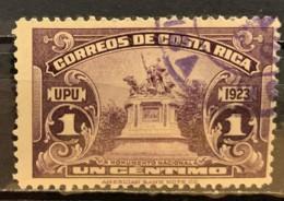 COSTA RICA  - (0)  - 1923 -   # 117 - Costa Rica