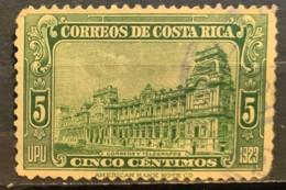 COSTA RICA  - (0)  - 1923 -   # 121 - Costa Rica