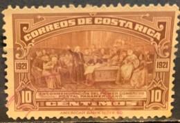 COSTA RICA  - (0)  - 1923 -   # 122 - Costa Rica