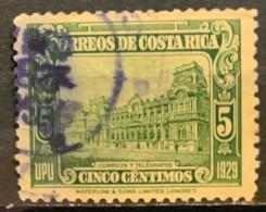 COSTA RICA  - (0)  - 1930 -   # 155 - Costa Rica