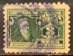 COSTA RICA  - (0)  - 1934 -   # 162 - Costa Rica