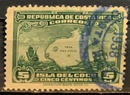 COSTA RICA  - (0)  - 1936 -   # 177 - Costa Rica