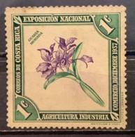 COSTA RICA  - (0)  - 1936 -   # 184 - Costa Rica