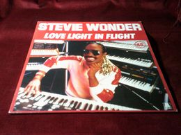 STEVIE  WONDER   LOVE LIGHT IN FLIGHT - 45 Rpm - Maxi-Single