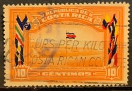 COSTA RICA  - (0)  - 1941 -   # 202 - Costa Rica
