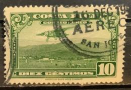 COSTA RICA  - (0)  - 1952 -   # C217 - Costa Rica