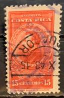 COSTA RICA  - (0)  - 1943 -   # C228 - Costa Rica