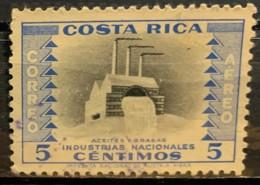 COSTA RICA  - (0)  - 1956 -   # C252 - Costa Rica