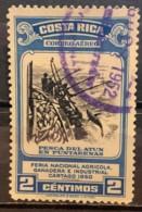 COSTA RICA  - (0)  - 1950 -   # C198 - Costa Rica