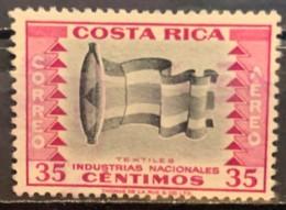 COSTA RICA  - (0)  - 1954-1959 -   # C233 - Costa Rica