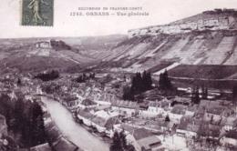 25 - Doubs - ORNANS - Vue Generale - France
