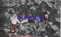 134792 JAPAN HELP COSTUMES MAN'S POSTAL POSTCARD - Giappone