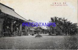 134801 JAPAN KYOTO NISHI HONGWANJI POSTAL POSTCARD - Giappone