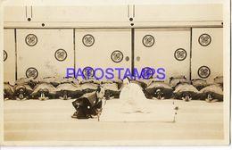 134805 JAPAN HELP COSTUMES MAN'S POSTAL POSTCARD - Giappone