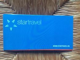 STA TRAVEL TICKET  AEROFLOT  Billet De Passage Et Recu Bagage/Passenger Ticket And Bag Check  MOSCOU>PARIS - Tickets
