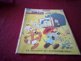 TINTIN N° 722  AOUT 1962 - Tintin