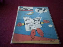 TINTIN N° 735 NOVEMBRE 1962 - Tintin