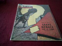 TINTIN N° 741 JANVIER 1963 - Tintin