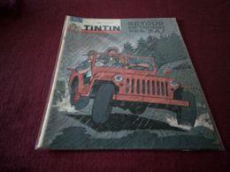 TINTIN N° 738 DECEMBRE 1962 - Tintin