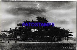 134825 JAPAN KARASAKIMATSU VIEW PARTIAL POSTAL POSTCARD - Giappone