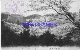 134831 JAPAN HELP VIEW PARTIAL POSTAL POSTCARD - Giappone