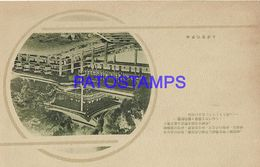 134832 JAPAN NARA VIEW TEMPLE POSTAL POSTCARD - Giappone