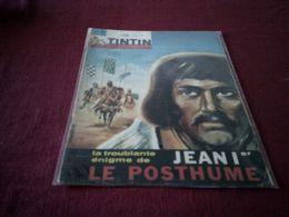 TINTIN N° 749 FEVRIER 1963 - Tintin