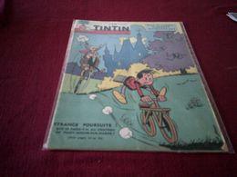 TINTIN N° 633 DECEMBRE 1960 - Tintin